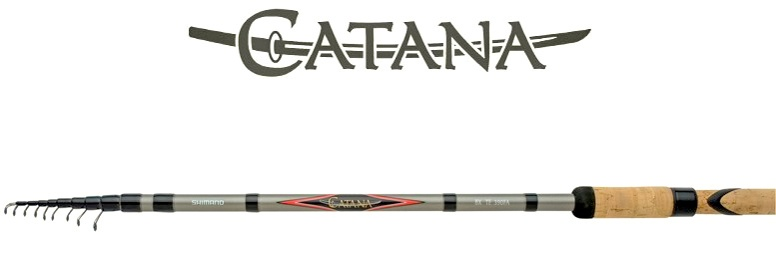 Shimano Catana BX Telematch